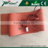 Customize CE RoHS flexible softextile electric heating blanket