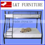 Metal bunk bed frame parts