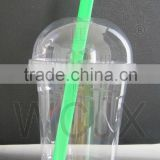 wholesale plastic bubble tea drinking straw