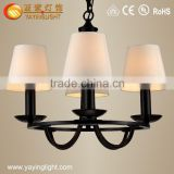 Newly Fashion lighting chandelier,black chandelier,modern round chandelier
