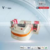 650nm and 940nm Fat Burning Weight Loss Lipo Laser Machine