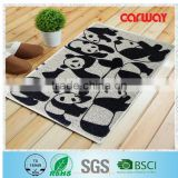 Sales promotion! Waterproof, oil-proof, stain resistance PVC door mat with customized design and high quality