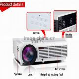 BYINTEK BT96 cheapest Video projector with 5500 lumens HDMI USB TV 1280x800 Full HD 1080P Home Theater 3D LED