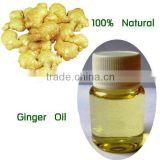 100% natural pure ginger oil