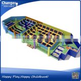 China factory TUV/ASTM/CE certificate free design cheap kids indoor colored trampoline mats
