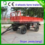 High quanlity farm trailer for garden tractor for sale