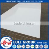 furniture grade high glossy UV coated melamine faced MDF board of all size made from shandong China uv panels