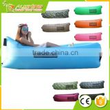 Wholesale inflatable Air sofa Lounger with bag, pockets & anchor parachute material made with heavy duty 210D waterproof