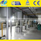1T-1000T/D corn embryo continuous oil refining plant/edible oil refinery machine/vegetable oil refinery line