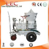 OEM supplier ISO certificate LZ3AR air motor driven dry refractory gunning machine