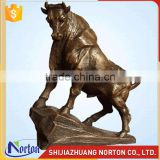 Bronze bull sculpture used for decoration NTBH-055LI