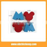 Silicone Muffin Cake Mold, Mikey Mouse Shaped Silicone Cake Molds, Silicone Baking Mould