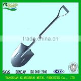 Manufacturing steel handle shovels made in China