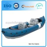 Used Inflatable fishing boat kayak sale