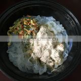 Japanese food wholesale instant konjac shirataki noodles dried konjac pasta with gluten free