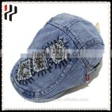 Beautiful printing beret hats fashion lady hat and beret cap wholesale Discount Free Inspection