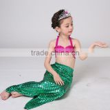 kids mermaid tail dresses