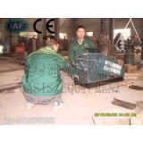 long working life Laboratory Sealed Double Roll Crushers /Laboratory Double Roll Crushers/Lab Roll Crusher