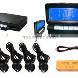 Super Cute LCD Display Parking Sensor with Car MP3 Player With Bluetooth Handsfree