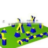 5 Men inflatable paintball obstacles/bunker obstacles for sale