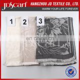 Latest Design Superior Quality Soft Viscose Lace Scarf