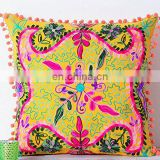 Hand Embroidery Suzani pillow Cover
