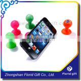Promotion Gift Magnetic Multiple Silicone Mobile Phone tablets sucker Holder
