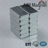Wholesale customized magnet block shape D20*10*5mm neodymium magnet
