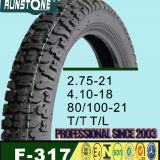 Good price with high quality Motorcycle Tire 2.75-21  4.10-18 80/100-21