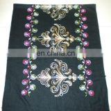 west wind embroider scarf 170*68cm lady's scarf woman shawl