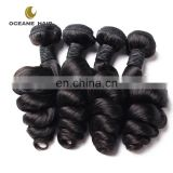 Hot sale fast shipping no lice cheap no shedding brazilian human hair weave vendors