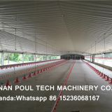 Chicken Coop Broiler Chicken Plastic Saltted Floor System & Flooring System with Nipple Drinker System & Feeding Pan System