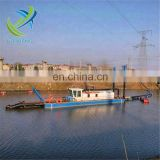 Dredging Depth 15m China Low Price Cutter Suction Dredger for sale