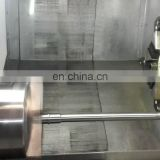 CK50L China high precision slant bed and linear guide CNC lathe