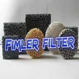 Silicon Carbide Ceramic Foam Filter  (Material:Alumina , Silicon carbide,Zirconia, Magnesia)