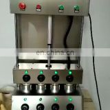 Factory equipment best price wafer biscuit baking maker waffle pizza cone production line for sale