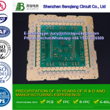 China Flexible Printed Circuit Board PCB Manufacturer with Gjb9001 and RoHS Certification