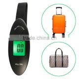 40kg /100g Digital Portable Electronic Luggage Weight Hanging Scale LCD Display kg / lb