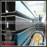 Prime square structural tube 130x130 in China