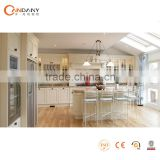 Special made acrylic European Standard kitchen cabinet solid rubber wood, kitchen cabinet solid wood