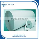 [soonerclean] Lint Free Wiper Roll for Printing Machine, Wash Cloth Wipes for Printing Machine