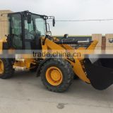 HERACLES 1.2CBM bucket 2tons CE approved mini wheel loader