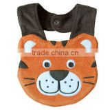 Cotton Animals Design Cute Baby Bibs