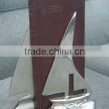 Cast Aluminum Decorative Bookends/ Nautical/ Marine / Table top for Home/ Hotel/ Office / Business & Corporate Gifts/ Book stand