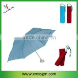 "21""x6K Small Aluminum Shaft Pocket Umbrella"