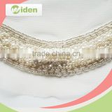 Lace designs salwar kameez for wedding dress sequined lace trim                                                                                                         Supplier's Choice
