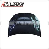 CAR PARTS FIT for EVO8 CARBON FIBER BONNET HOOD FOR EVO8 BODYKIT
