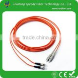 High quality 50 125 62.5 125 FC SC Multimode duplex 3M Fiber Optic Patch Cord for comunication