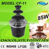 chocolate fondue fountain [CF-11-2] CE GS RDHS ETL