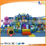 Ocean theme assembly field new design kid's plastic play house
